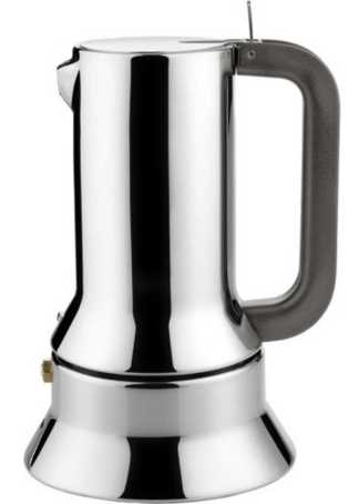 Alessi Coffee Maker Espresso 6 Cups