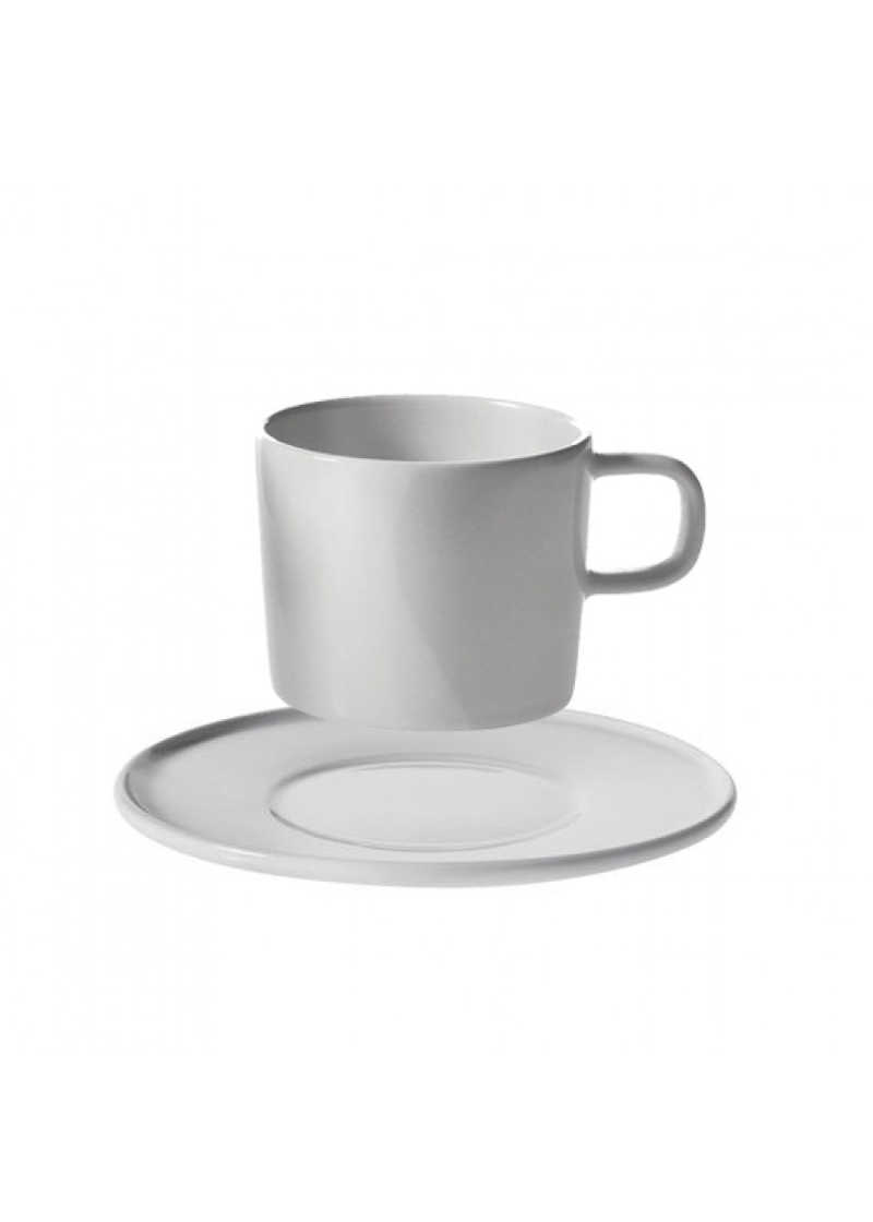 Alessi 12 Mocha Cups and 12 Saucers