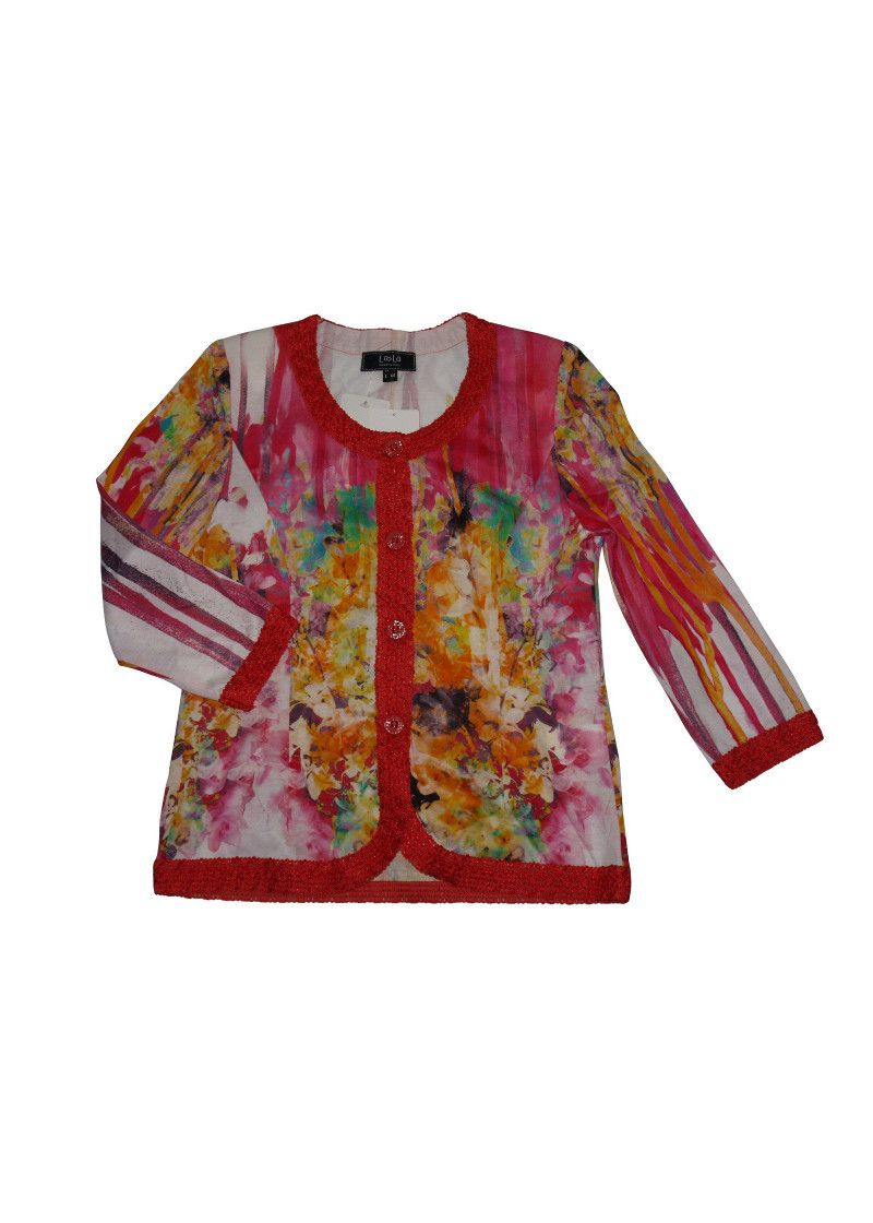 Liola Elegant Lady Jacket