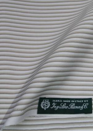 Loro Piana Fabric Shirt Cotton Striped