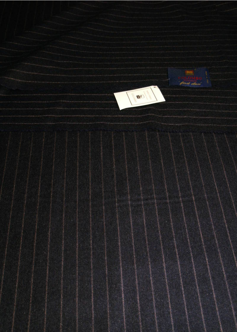 Colombo Fabric Mens Jacket Wool Angora