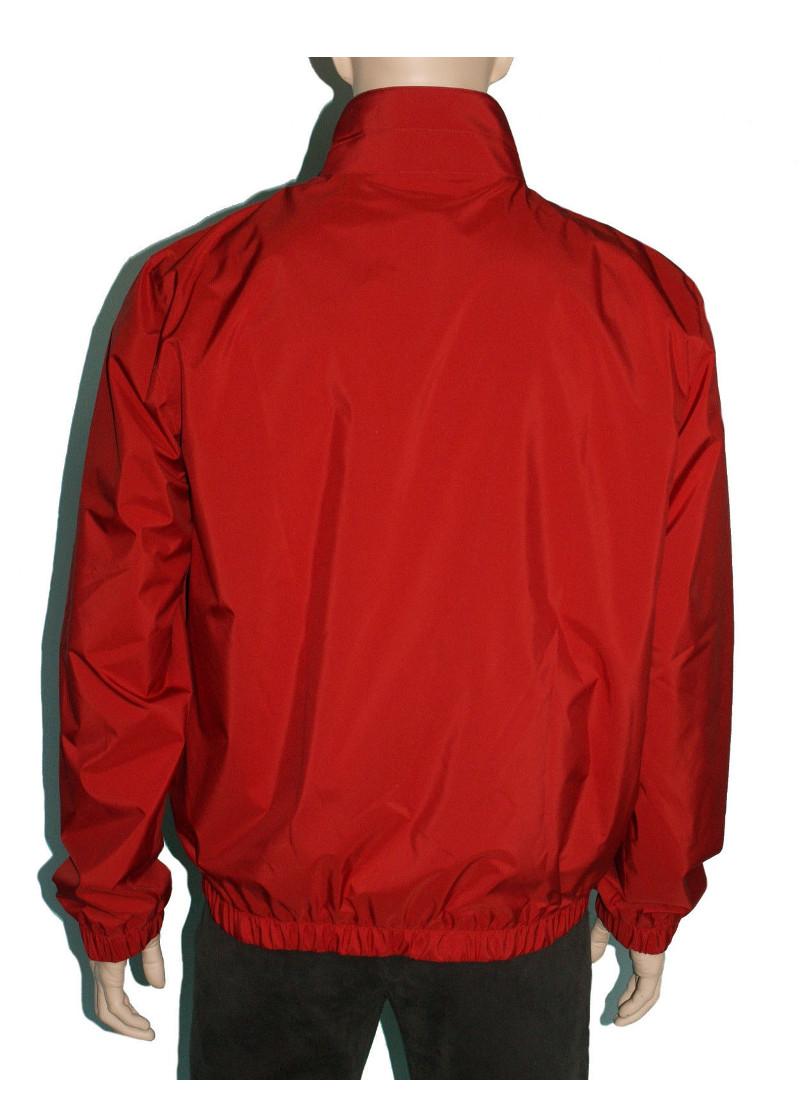 Loro Piana Bomber Red Jacket