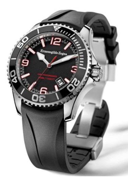 Ermenegildo Zegna Diver Watch