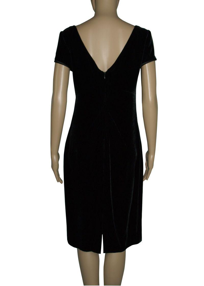 Armani Collezioni Black Dress