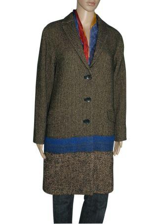 etro lady coat