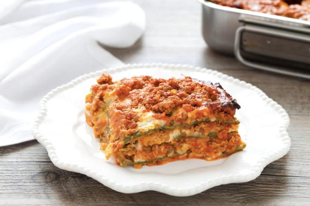 Ricetta Lasagne alla bolognese  Cucchiaio dArgento