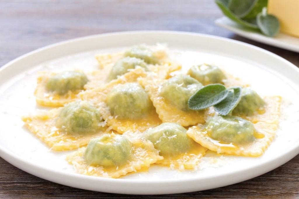 Ricetta Ravioli di ricotta e spinaci  Cucchiaio dArgento
