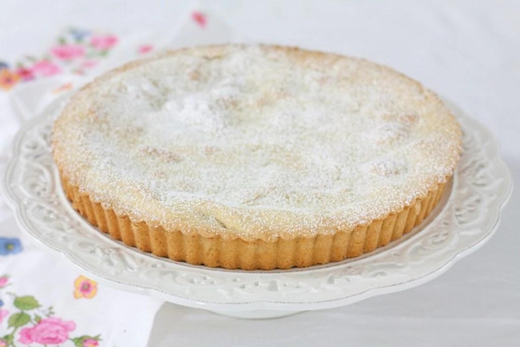 Ricetta Torta allo yogurt e fragole  Cucchiaio dArgento