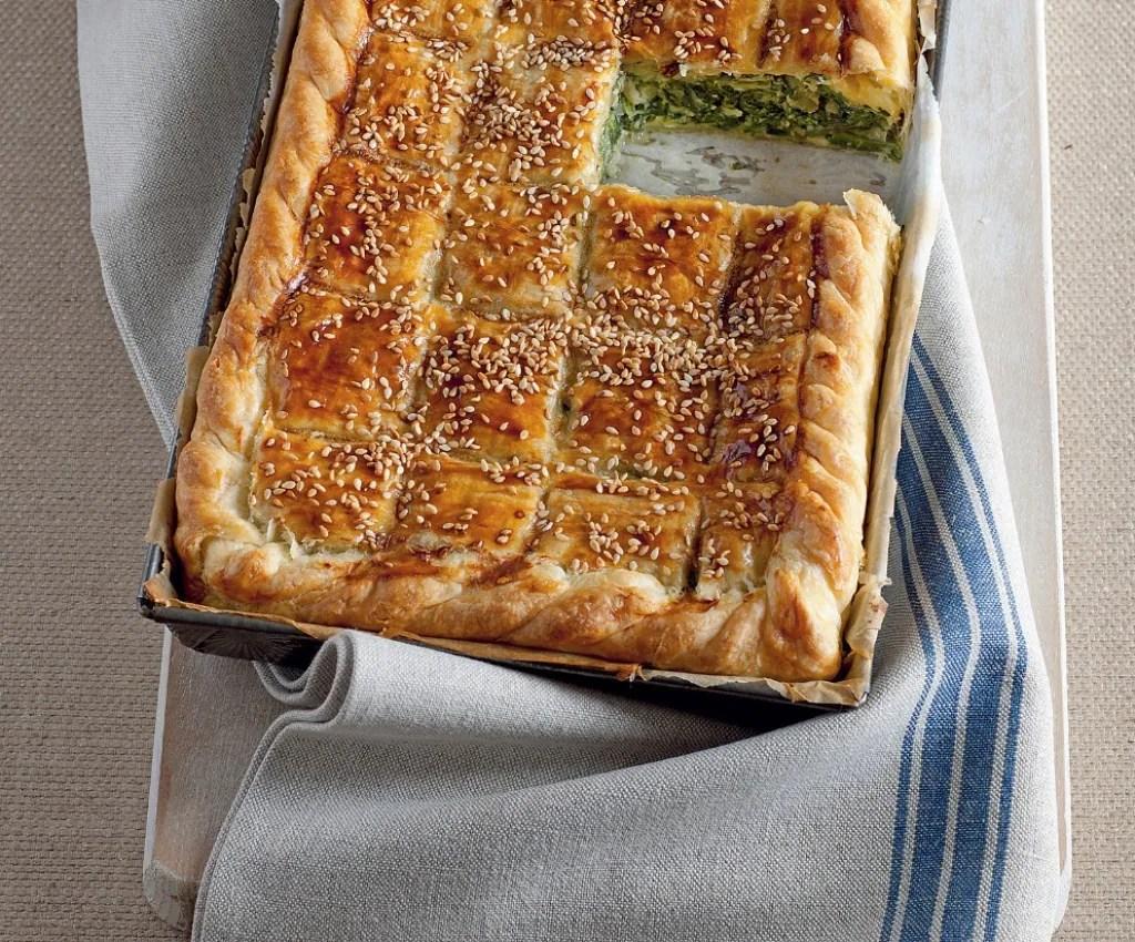 Ricetta Torta salata con verdure  Cucchiaio dArgento