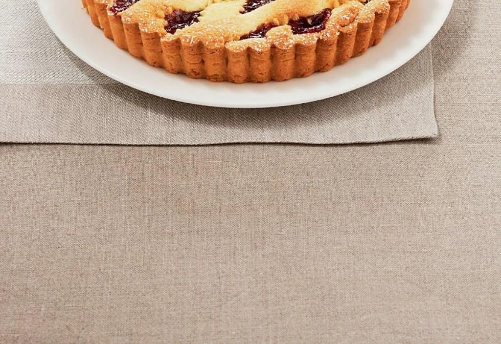Ricetta Crostata a incrocio con marmellata  Cucchiaio d