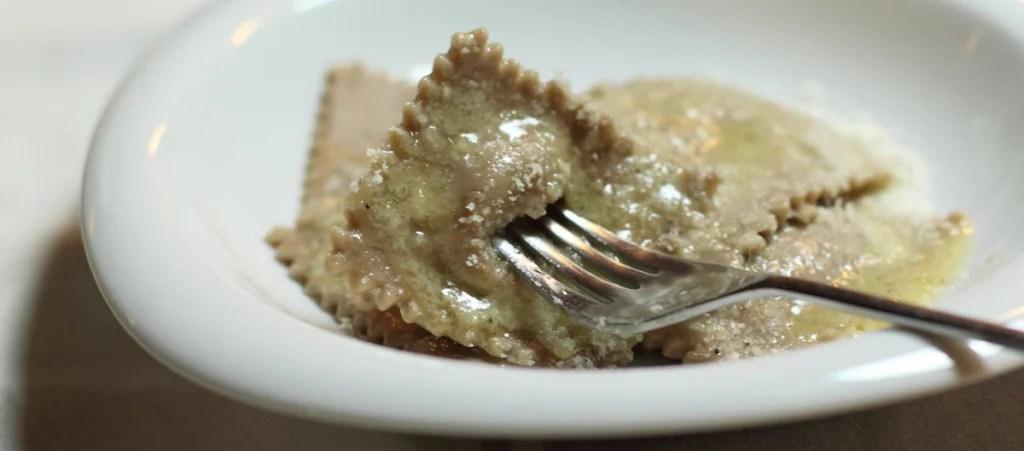 Ricetta Tortelli di castagne ai funghi  Cucchiaio dArgento