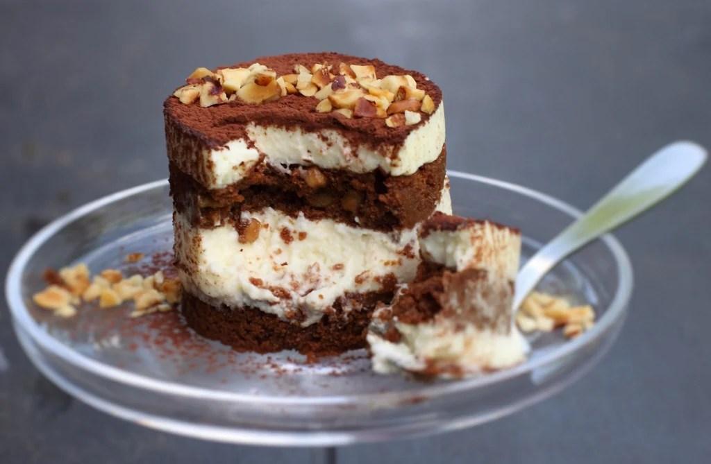 Ricetta Tiramis brownie  Cucchiaio dArgento