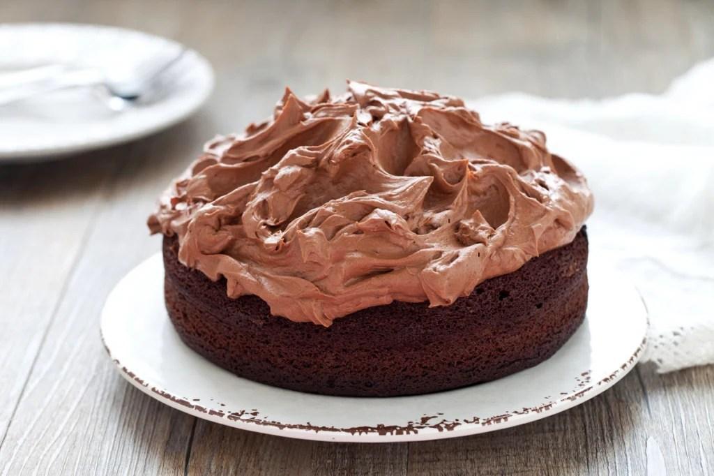 Ricetta Torta ganache al cioccolato  Cucchiaio dArgento