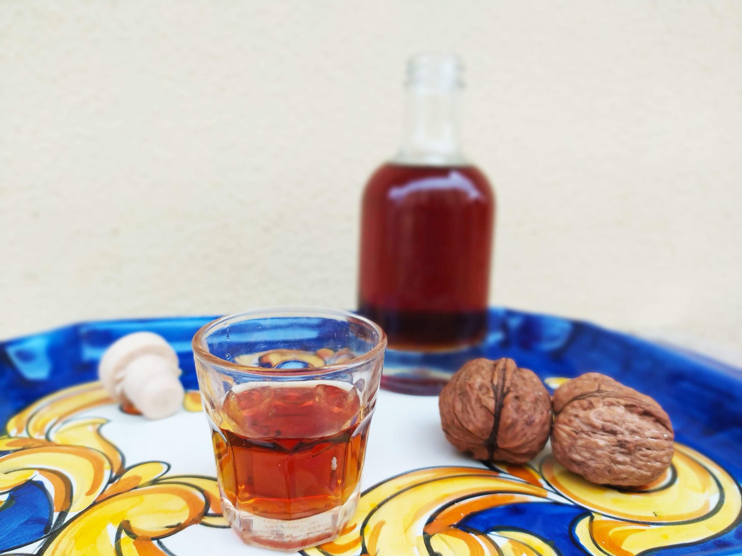 Nocino Italian Walnut Liqueur