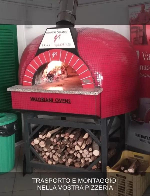 Forno Pizza A Legna Sardegna Cucciari Arredamenti Srl