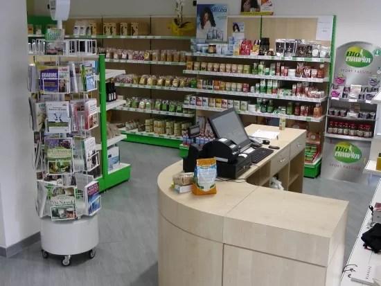 Mobili negozi biologici Sardegna Oristano Nuoro Sassari
