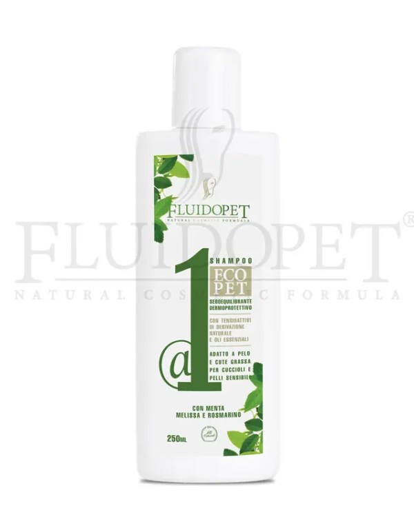 shampoo ecopet @1 250ml