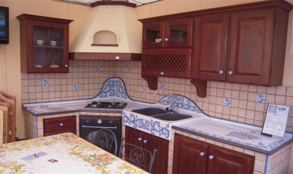 Cucina Pachino  CuCeMur  Cucine in muratura
