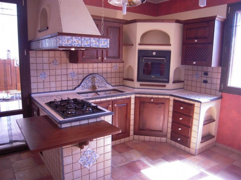 Cucine In Muratura Prefabbricate GW75  Pineglen