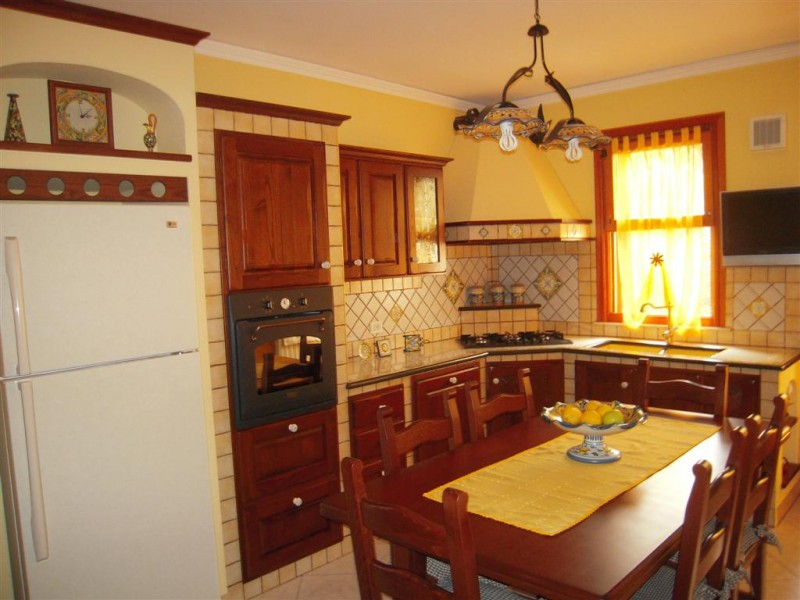 Cucina Angolo Cottura In Muratura