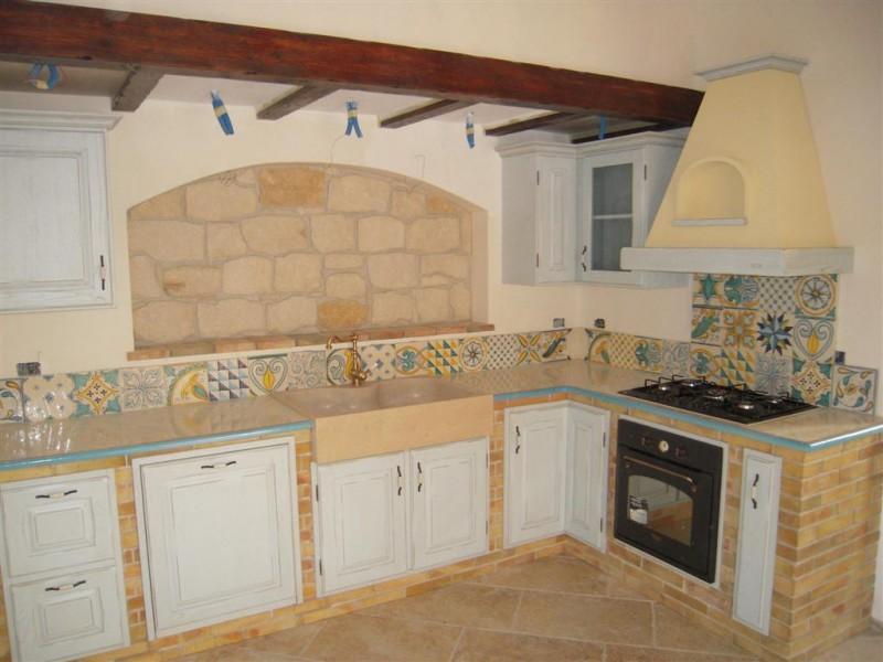 Cucina Cefal  CuCeMur  Cucine in muratura