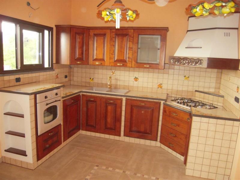 Cool Cucine Ad Angolo In Muratura PZ89  Pineglen