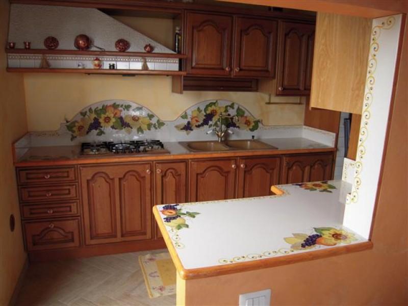 Cucina Mazzarino  CuCeMur  Cucine in muratura