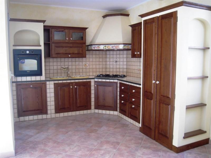 Cucina in Muratura Agrigento  CuCeMur  Cucine in