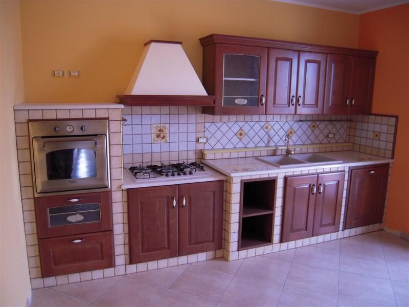 Cucina in Muratura Trapani  CuCeMur  Cucine in