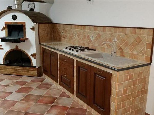 Cucina Rustica  CuCeMur  Cucine in muratura