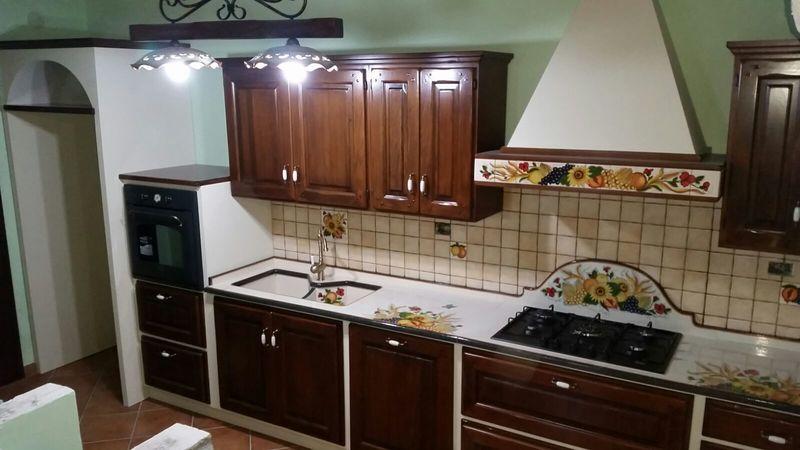 Offerta cucine in muratura  CuCeMur  Cucine in muratura prefabbricata  CuCeMur  Cucine