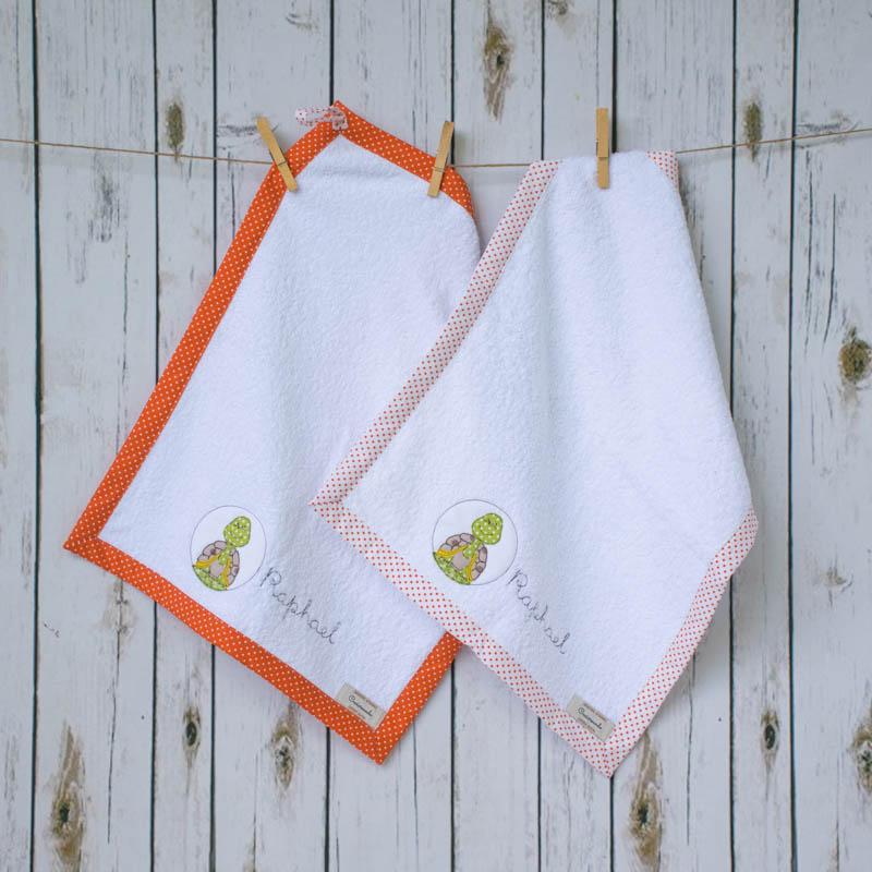 asciugamani tarta