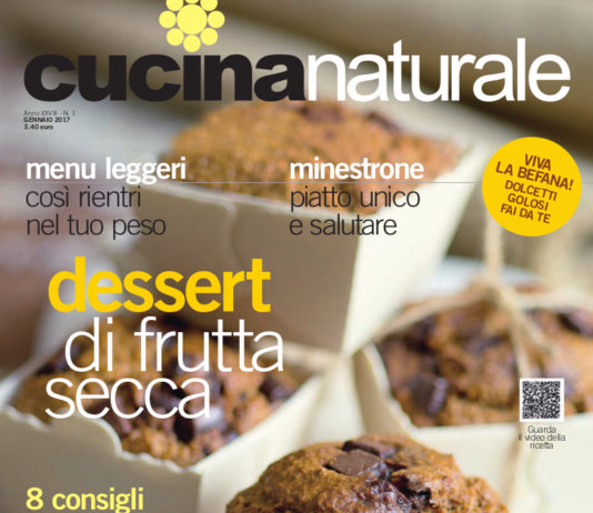 rivista  Cucina Naturale