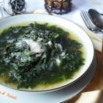 Minestra di Natale ricetta primi piatti della tradizione Napoletana