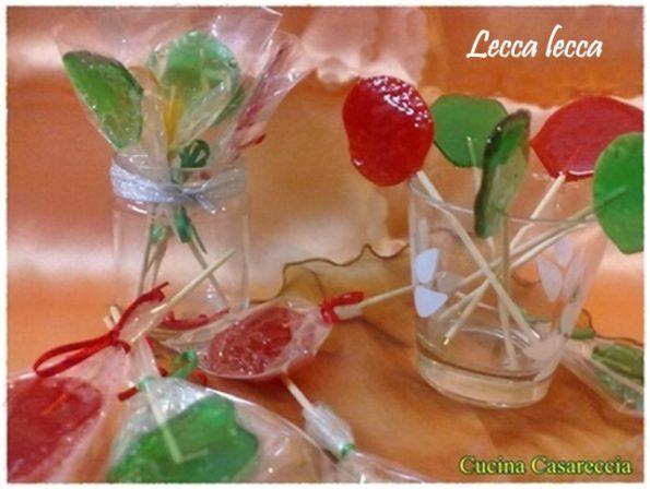 Lecca Lecca ricetta dolci