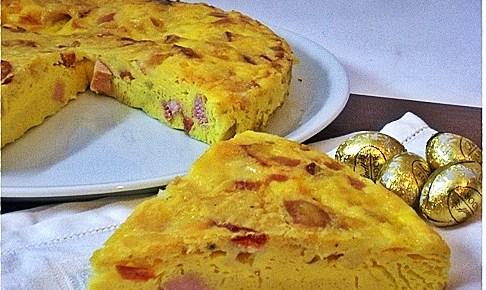 Pizza piena napoletana