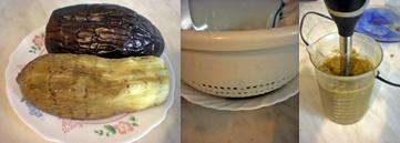 Crema di melanzane al forno con noci ricetta semplice