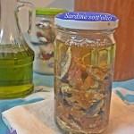 Sardine sott'olio
