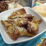 Carciofi al parmigiano