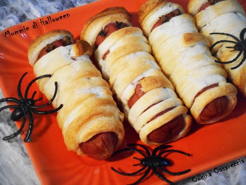 Mummie per Halloween