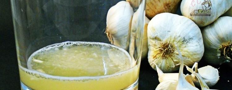 Succo d'aglio