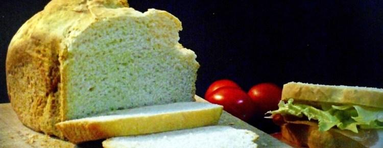 Pancarrè con macchina del pane