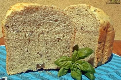 Pane al basilico
