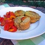 Filetto di maiale con peperoni