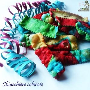 Chiacchiere colorate