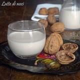 Latte di noci bevanda vegetale
