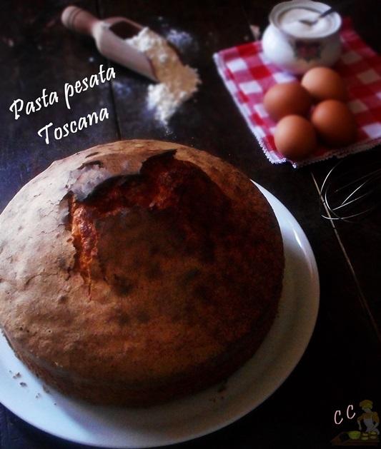 Pasta pesata Toscana