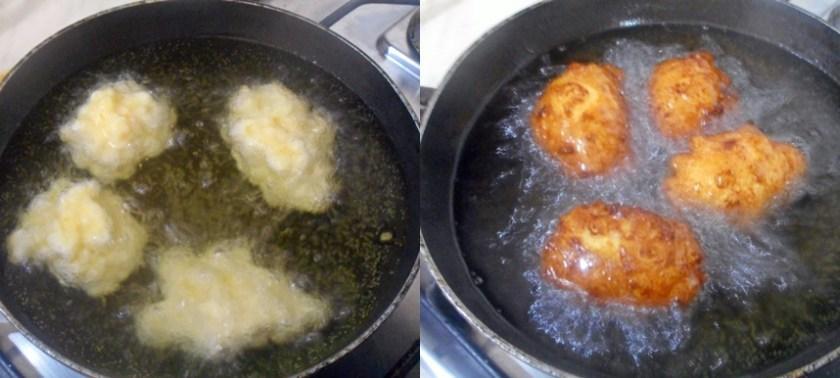Frittelle di San Giuseppe Toscane