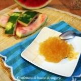 Confettura di bucce di anguria