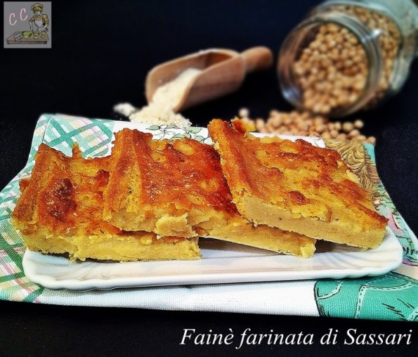 Fainè farinata di Sassari
